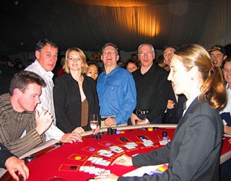 casino games hire brisbane