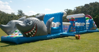 Shark Obstacle
